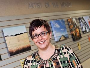 Artist of the Month revels in rural, rustic side of Michigan